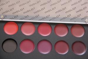 Inglot Lip palette-2..