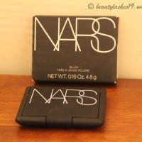 Ooh la la.. NARS blush in Taj mahal.. ;-)