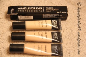 My favorite concealer (for the face) in the whole wide world..!!