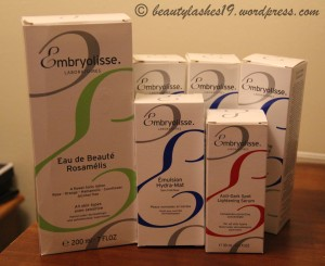 Embryolisse Skincare Haul!!