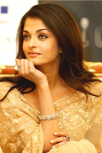 Aishwarya rai inspired eye makeup..