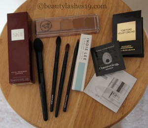 Beautylish and Neiman Marcus haul.. :-)