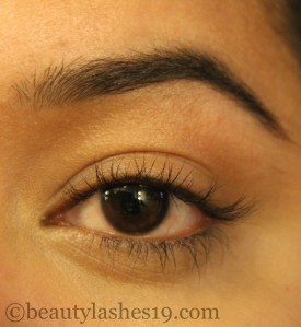 My reflections on the Benefit they're Real! push-up liner..